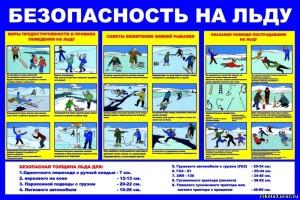 1. Безопасный лёд